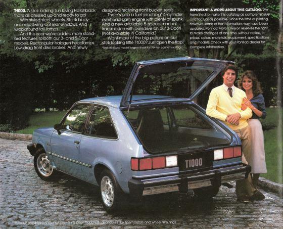 1982 Pontiac T1000 Foldout-02