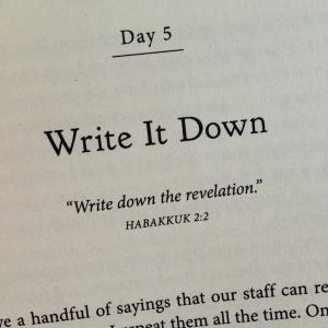 writeitdown