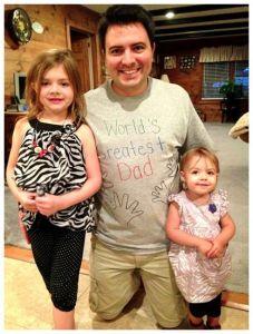 worlds greatest dad Starr haigler